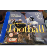 All American College Football (DOS, 1995) - $20.50
