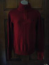 Boy's Chaps 1/4 Zip Front Sweater - Size L (16-18) - $12.48