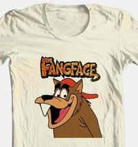 Fangface T-shirt retro 80s Saturday morning classic cartoon 100% cotton tee image 2