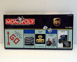 Monopoly UPS First Edition NEW Sealed  - $57.87