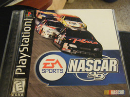 NASCAR 99 (PlayStation, 1998) - Complete!!!! - $6.23