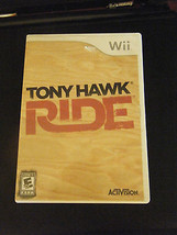 Tony Hawk: Ride (Nintendo Wii, 2009) - No Skate... - $5.34