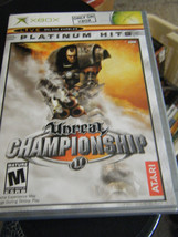 Unreal Championship [Platinum Hits] (Xbox, 2003) - Complete!!!!! - $5.34