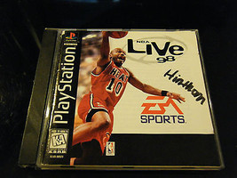 NBA Live 98  (PlayStation, 1997) - Complete!!!! - $5.34