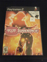 EyeToy: Groove (Sony PlayStation 2, 2004) - Complete!!! - $5.34