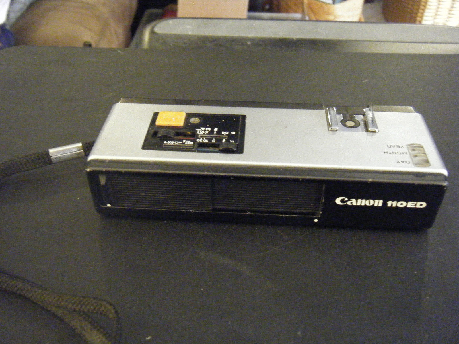 Canon 110ED Point & Shoot 110 Film Camera