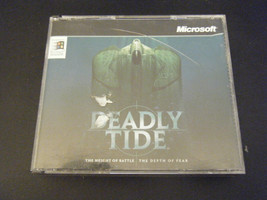 Microsoft Deadly Tide (PC, 1996) - $8.01