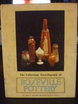 Collector's Encyclopedia of Roseville Pottery - Second Series (Hardcover) - $9.89