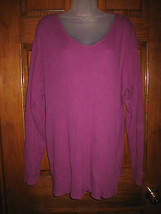 Ladies Coldwater Creek V-Neck Sweater - Size PXL - $13.36