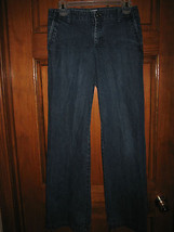 Ladies Gap Low Rise Trouser Jean - Size 4R - $15.69