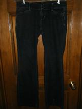 Ladies White House Black Market Feel Beautiful Trouser Leg Jeans - Size 2R - $17.65