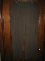 Ladies Style & Co. Stretch Plaid Dress Pants - Size 16 - $14.25