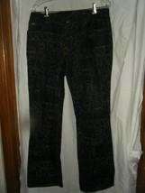 DKNY Grafitti Bootcut Jeans - Size 11 - $20.48
