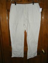 Ladies Liz Claiborne Villager Sport Cotton Capri Pants - Size 10 - $13.72