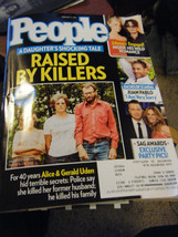 People Magazine - Raised by Killers Cover - February 3, 2014 - $5.35