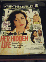 People Magazine - Young Elizabeth Taylor Cover ... - $5.34