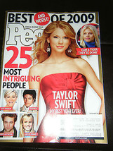 People Magazine - Taylor Swift Cover - Special Double Issue - December 2... - $13.36