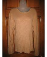 Ladies Liz Claiborne Ribbed Pullover Sweater - Size XL - $16.03
