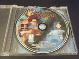Disney's Tarzan (Sony PlayStation 1, 1999) - $9.89