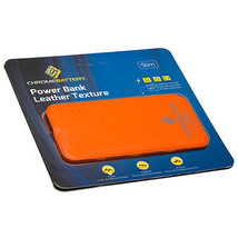 Chrome Pro Battery Orange Portable Power Bank - 4000mAh - $14.96