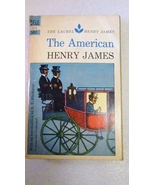 The American 1960 Henry James, Dell Laurel Series - $0.00