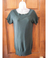 Ladies Charlotte Russe Scoop Neck Sweater Top - Size L - $11.57