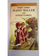 Daisy Miller and Other Stories 1969 Henry James... - $0.00