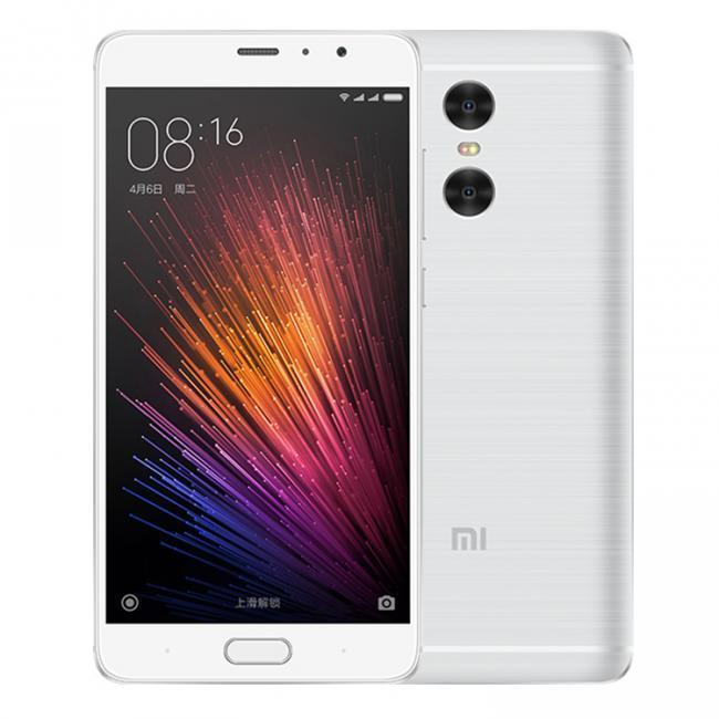 """xiaomi redmi pro silver 3gb 32gb 2.1ghz 5.5"""" hd screen android 6.0 4g smartphone"""