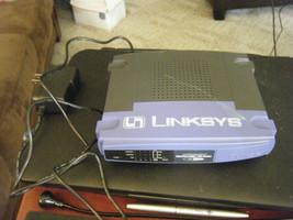 Linksys BEFSR41 10 Mbps 4-Port 10/100 Wireless Router (BEFSR41 v2.1) - $18.80