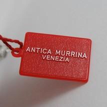 ANTICA MURRINA VENEZIA GRAY SPHERE BALL 15 MM NECKLACE, 50 CM, 20 INCHES image 4