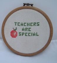 Teachers Are Special Vintage Teachers Framed Ne... - $9.97