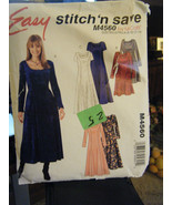 McCall's Stitch'n Save M4560 Misses Dress in 2 Lengths Pattern - Size 8 ... - $7.13