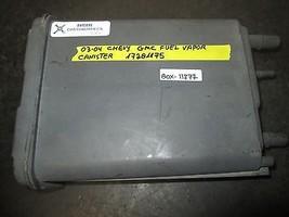 03 04 Chevy Gmc Fuel Vapor Canister #17201175 *See Item Description* - $49.49