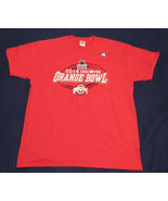 2014 Discover Orange Bowl Ohio State Football T-Shirts - $20.43