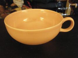 Mid Century Modern Universal Potteries Ballerina Pink Coffee Cup - $19.79