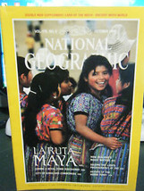 National Geographic Magazine Vol. 176 No. 4 October 1989 - $4.20