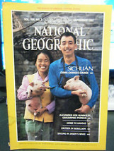 National Geographic Vol. 168 No. 3 September 1985 - $5.04