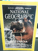 National Geographic Vol. 178 No. 6 December 1990 - $5.04
