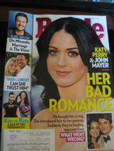 People Magazine - Katy Perry Cover - April 1, 2013 - $5.35