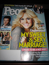 People Magazine - Carrie Underwood Cover - April 15, 2013 - $6.24