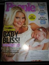 People Magazine - Jessica Simpson & Baby Cover - June 11, 2012 - $8.02