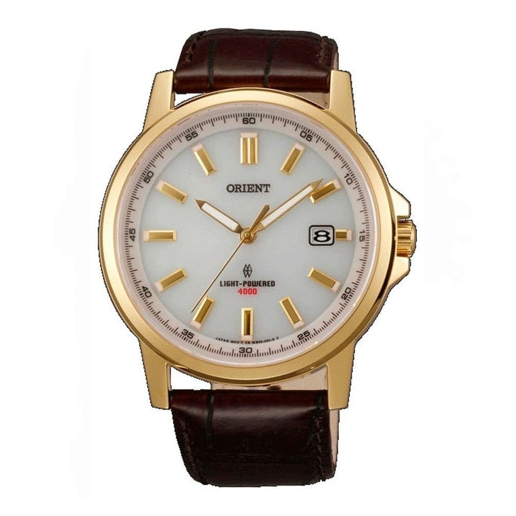 Orient Japanese Quartz Wrist Watch WE02001W For Men