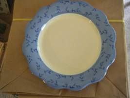 Pfaltzgraff Summer Breeze Scalloped Edge Salad Plate For Replacement - $10.88