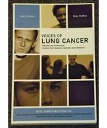 Voices of Lung Cancer Stories for Courage Comfort and Strength - $5.00