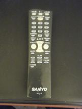Sanyo Rmt U110  Y Tv/Vcr Remote Control - $10.88