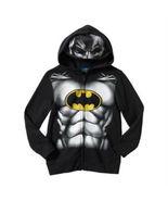 DC Comics Boys' Super Hero Fleece Hoodie with Mask – Batman - $18.49