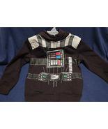 Darth Vader Star Wars  Hoodie size 6/7 - $27.70