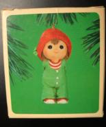 Hallmark Keepsake Christmas Ornament 1984 Muffin in Original Presentatio... - $6.99