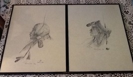 SET 2 Raymond Judge Prints pencil Signed #, LE,... - $158.24