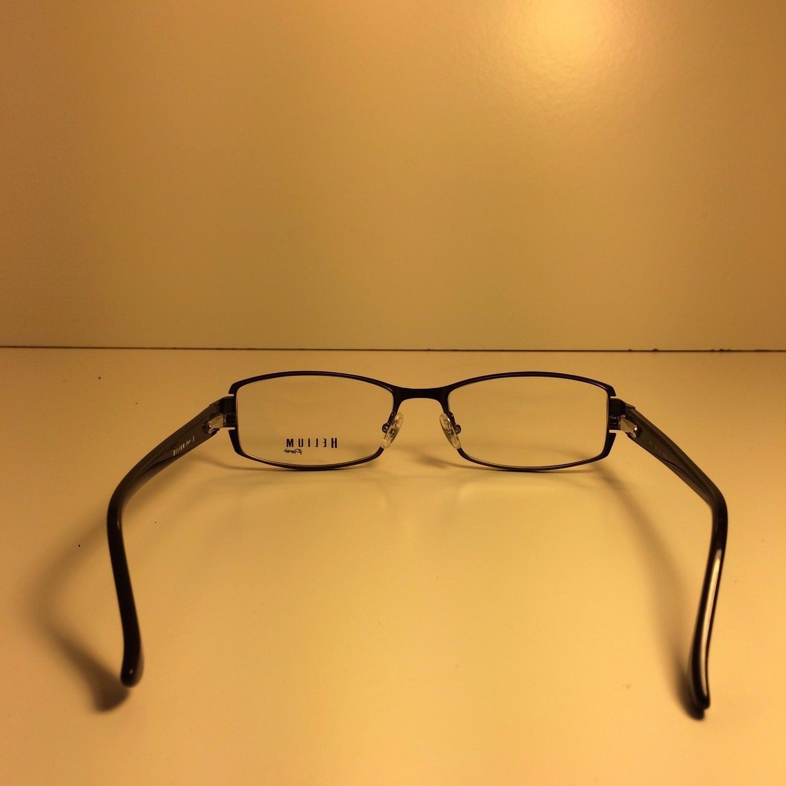 Eyeglass Frame By Size : Helium Paris 4190 Eyeglass Frames Size 52/17-135 Womens ...